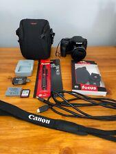 Canon PowerShot SX530 HS 16.0MP Digital Camera – Black