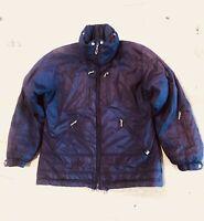 Nils Purple Insulated Parka Ski Jacket Women's Size 10