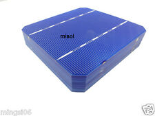 misol / 200 pcs of Mono Solar Cell 5x5 2.8w, GRADE A, monocrystalline cell, DIY