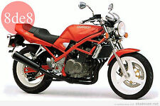 Suzuki GSF 400 Bandit - Workshop Manual on CD