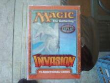 MTG Magic the Gathering Invasion SEALED Tournament Pack Starter Deck