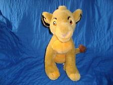 "Lion King Young Simba Disney Store Plush 14"""