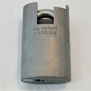 """High security padlock """"Sargent & Greenleaf"""""""