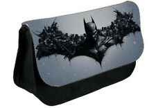 Batman Themed Pencil Case,pencil case..make up case,back to school gift Gift.