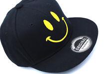Cappy Cap Kappe Mütze Original Snapback Kinder Basecap Kids Smiley Emoticon cool
