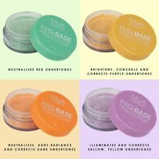 MUA MakeUp Academy Pro-Base Correcting Powder Loose Corrects Brightens Conceals