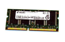 256 MB SO-DIMM 144-pin SD-RAM PC-133 'Smart SG564323578NW3R'