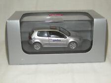 Schuco VW volkswagen golf v plata gedas werbemodell 1:43 con embalaje original como nuevo