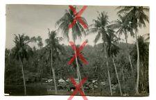 KREUZER EMDEN - orig. Foto, Dorf bei Sabang, Sumatra, Indonesien, Reise 1926-28