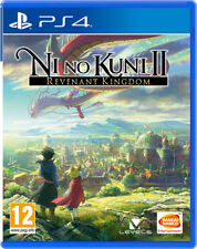 Ni No Kuni II Revenant Kingdom Ps4 for Delivery on 23th March