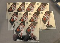 Quinndary Weatherspoon 2019-20 Mosaic Rookie Base Lot Of 10 Spurs RC