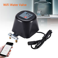 WiFi Water Valve Leak Sensor Home Google Assistant Detection Automatic Wireless
