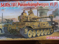 Sd.Kfz.181 Panzerkampfwagen VI (P) Dragon 6210-03