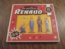 cd album the meilleur of RENAUD... 1985-95