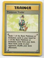 Pokemon Trader - Shadowless - Base Set - 77/102 - Rare Pokemon Card - Heavy Play
