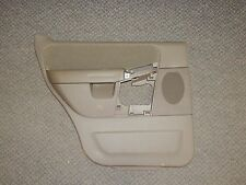 New OEM 2002 Ford Explorer Mercury Mountaineer Rear Left Interior Door Panel