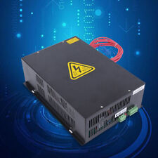 110v Laser Cutting Machine Co2 Laser Power Supply For Engraving Machine Dc 38ma