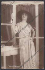 FRANCESCA BERTINI 36 ATTRICE ACTRESS CINEMA MUTO SILENT MOVIE real photo 1924