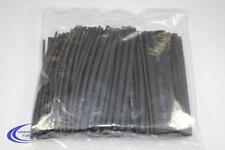 Schrumpfschlauch Sortiment 100 teilig - schwarz shrink tube set sortiment