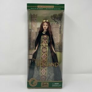 Princess Of Ireland 2001 Princess Dolls Of The World Barbie Collector Edition