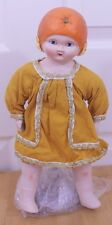 Louis Amberg LA&S Sunny Orange Blossom Maid 1924 Reproduction Bisque Doll