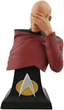 Star Trek The Next Generation 8 Inch Bust Statue SDCC 2020 - Facepalm Picard