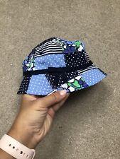 Gymboree Girls Sun Hat Size 12-24 Months - Never Worn