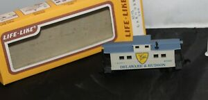 Life-Like D&H Caboose 8545  Train Car w/Box