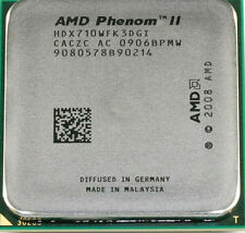 AMD Triple Core CPU Phenom II X3 710 2.6GHz Socket AM3