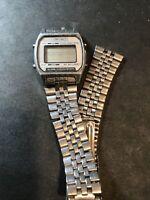 Vintage Seiko Alarm Chronograph Quartz Digital Watch  A904-5199