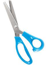 Cisailles PINKING - 8,5 pouces lames en acier inoxydable. Mid Range ciseaux, bien prix