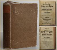 Moore Abriß des gesellschaftlichen Lebens und der Sitten in Frankreich 1779 sf