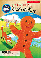 The Storyteller - Teacher's Resource Book: Traditional Tales to Read, Tell...