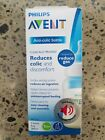NEW! Phillips Avent baby bottle 9oz 1m+ Designed to reduce gas