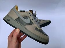 Nike Air Force 1 AF1 Wash Pack 2004 US8,5 vintage rare uptowns