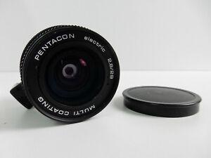Pentacon Multi Coating Electric 1 : 2.8 / 29mm Objektiv für Prakticar Kamera