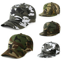 Men Women Patrol Castro Cap Camouflage Sports Baseball Cap Hip Hop Truck Hat