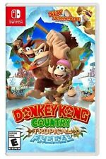 DONKEY KONG COUNTRY TROPICAL FREEZE * NINTENDO SWITCH * BRAND NEW FACTORY SEALED