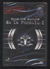 NEUF DVD DANS LES SECRETS DE LA FORMULE 1 SOUSBLISTER SPORT MECANIQUE AUTOMOBILE
