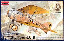 Albatros D.III Oeffag s.253 << Roden #026, 1:72 scale
