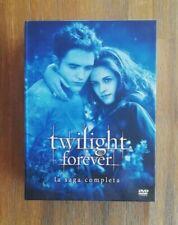Twilight Forever La saga completa (12 dischi) cofanetto DVD