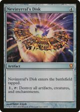 Disco di Nevinyrral From the Vault: Relics - Nevinyrral's Disk MTG FOIL