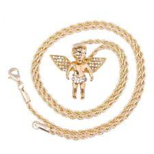 Collares y colgantes de joyería colgantes de aleación oro