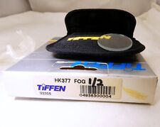 TIFFEN HK377 Fog Filter 1/2 28mm series V 5 glass only  - Free Shipping USA