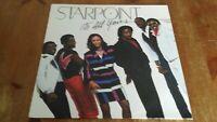 Starpoint – It's All Yours Vinyl LP Album 33rpm Elektra – 960 353-1 1984 A1-B1
