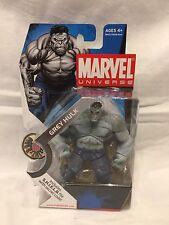 Marvel Universe Grey Hulk #014 Hasbro 2008