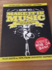 How To Make It In Music Paperback book