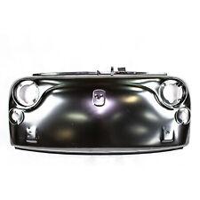 Musetto Frontale lamiera rivestimento muso ant colore nero per FIAT 500 L epoca