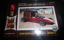 AMT 976 Surf Woody HEARSE 3n1 GEORGE BARRIS 1/25 MODEL CAR MOUNTAIN FS