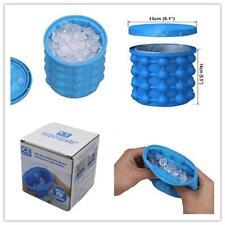 Nuovo Ice Magic Cube Maker Genie silicone Secchiello ghiaccio